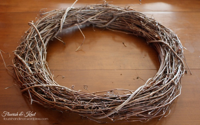 wreath starting