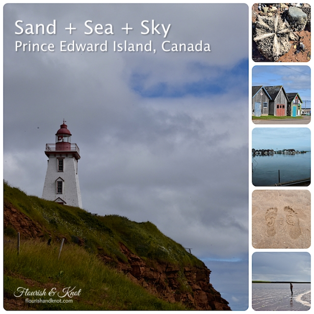 Our sea-filled vacation to Prince Edward Island, Canada